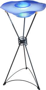ZEN AROME - brumisateur d'ambiance alto bleu 43x43x80cm - Brumisateur