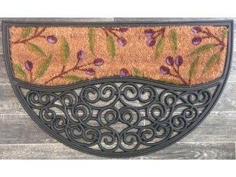 ILIAS - paillasson tray olives - Paillasson