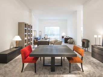 LUZ INTERIORS -  - Table De Repas Rectangulaire