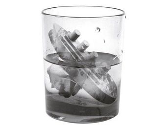 Fred - moule à glaçons titanic gin & titonic - Bac À Glaçons