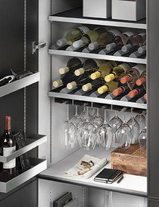SieMatic - multimatic aluminium - Meuble De Cuisine