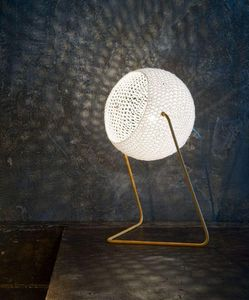 In-es.artdesign - trama t1 - Lampe À Poser