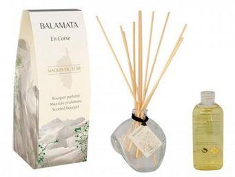 BALAMATA - bouquet parfumé - Diffuseur De Parfum Par Capillarité