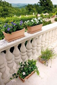 DEROMA France - white garden - Jardinière
