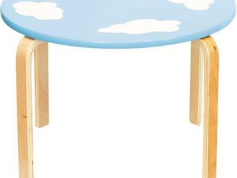 AMADEUS LES PETITS - table pour enfant nuages - Table Enfant