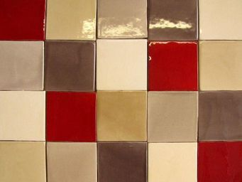 Ceramiques du Beaujolais -  - Carrelage Terre Cuite Émaillée