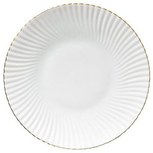Raynaud - atlantide or - Assiette Plate