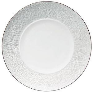 Raynaud - mineral platine - Assiette De Présentation