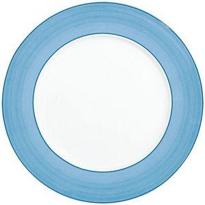 Raynaud - pareo bleu - Assiette À Dessert