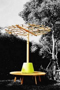 DEESAWAT - tiera circle with nest tree - Banc De Jardin
