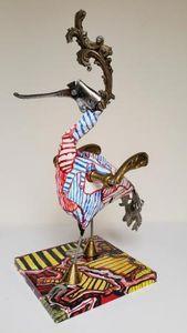ARTBOULIET -  - Sculpture
