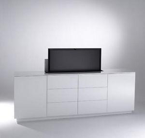 ÉLÉGANCE ET TECHNOLOGIE -  - Meuble Tv Hi Fi