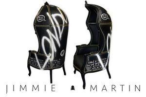 JIMMIE MARTIN -  - Chaise