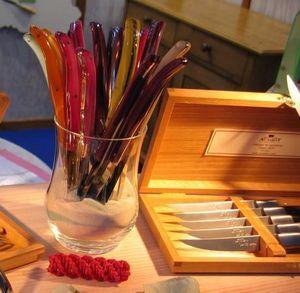 Au Sabot -  - Couteau De Table