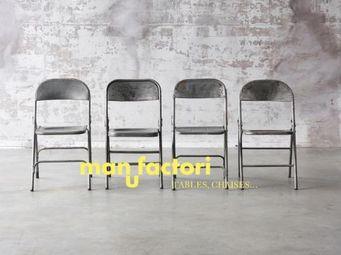 MANUFACTORI -  - Chaise