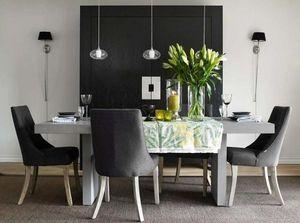 MARK -  - Table De Repas Rectangulaire