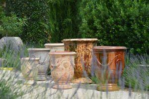 Poterie De La Madeleine -  - Vase Medicis