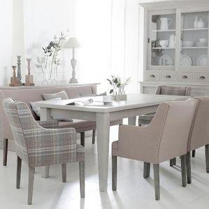 Quadra Invest -  - Table De Repas Rectangulaire