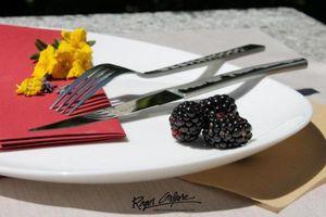ROGER ORFEVRE -  - Couverts De Table