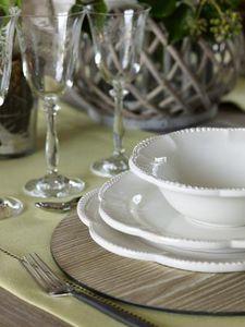 Simla -  - Service De Table