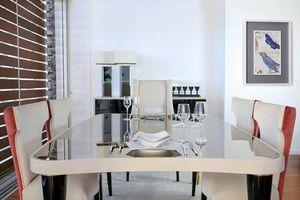 STYLISH CLUB -  - Table De Repas Rectangulaire