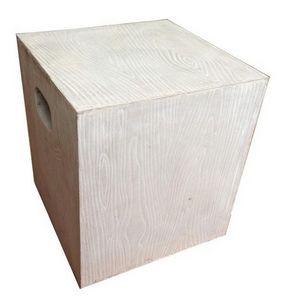 Mathi Design - bout de canapé cubic - Bout De Canapé