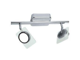 Eglo - spot double tinnari led aluminium - Applique