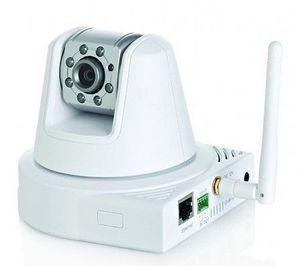 CFP SECURITE - video surveillance - caméra ip cam3200 - visonic - Alarme