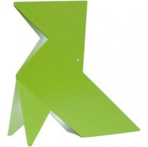 NATHALIE BE - origami henriette - lampe anis | lampe à poser nat - Lampe À Poser