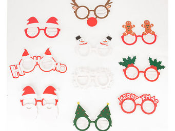 MY LITTLE DAY - lunettes - Costume Père Noël