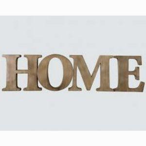 Emde - sélection déco cosy et chaleureuse - Lettre Décorative
