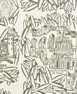 Dominique Picquier - paris - Papier Peint