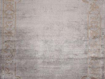 EDITION BOUGAINVILLE - marquise vintage silver - Tapis Contemporain