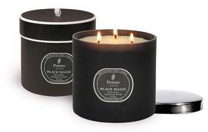 PARKS - black magic 3 wick candles - Bougie Parfumée
