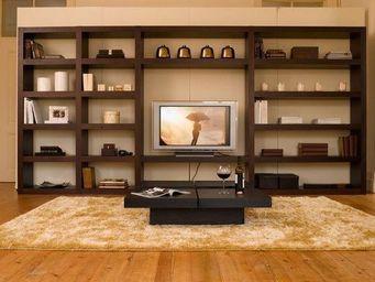 TemaHome - temahome biblioth�que meuble tv denso gm - Biblioth�que