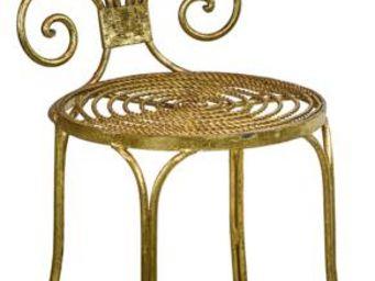 Mis En Demeure -  - Chaise De Jardin