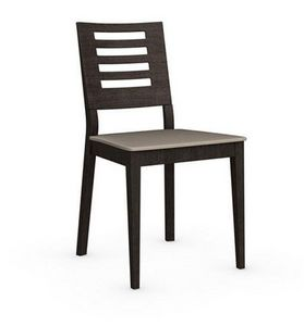 Calligaris - chaise italienne style de calligaris structure wen - Chaise