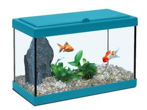 ZOLUX - aquarium enfant bleu lagon 33.5l - Aquarium