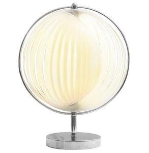 KOKOON DESIGN - lampe de bureau design nina small blanc - Lampe � Poser