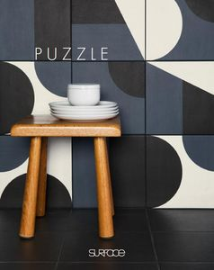 SURFACE - -puzzle - Carrelage Mural