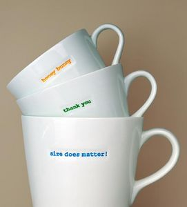 MAKE INTERNATIONAL -  - Mug