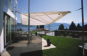 SOLOVEN -  - Voile D'ombrage