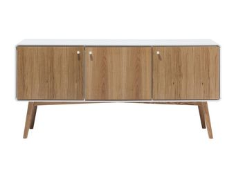 Kare Design - buffet closed society 3 portes - Buffet Bas