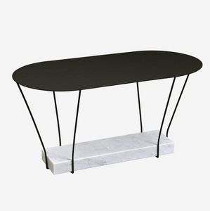 RADAR - lest xl - Table Basse Ovale