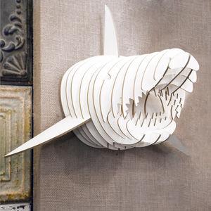 ALFONZ - tête requin - Décoration Murale