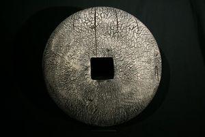 LE BOIS D'YLVA TOURNAGE / BOIS - paras�l�ne - Sculpture