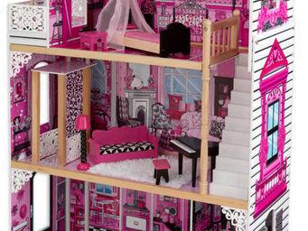 KidKraft - maison de poupées manoir amélia - Maison De Poupée