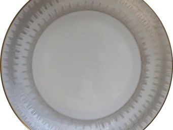 Marie Daage - rafia - Assiette Plate