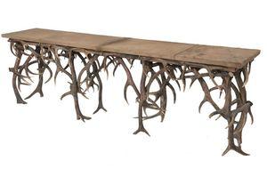 Clock House Furniture - montagne - Table De Repas Rectangulaire