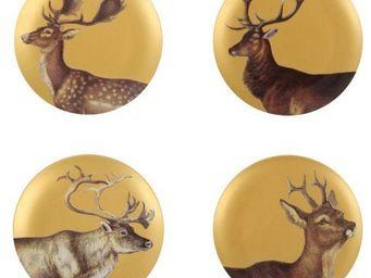 &klevering - deer - Assiette Plate